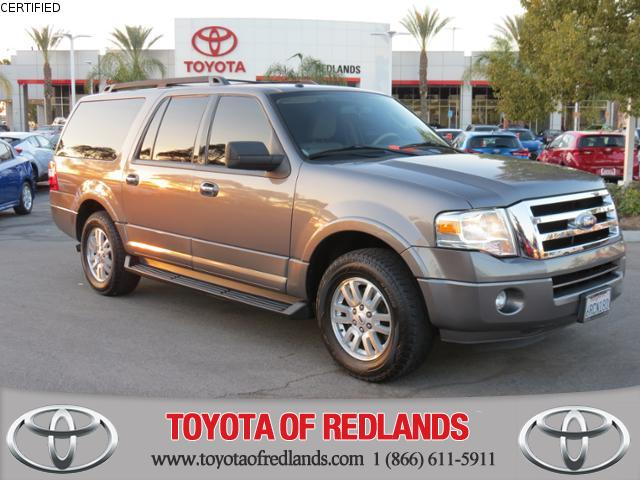Pre-Owned 2011 Ford Expedition EL XLT RWD Sport Utility