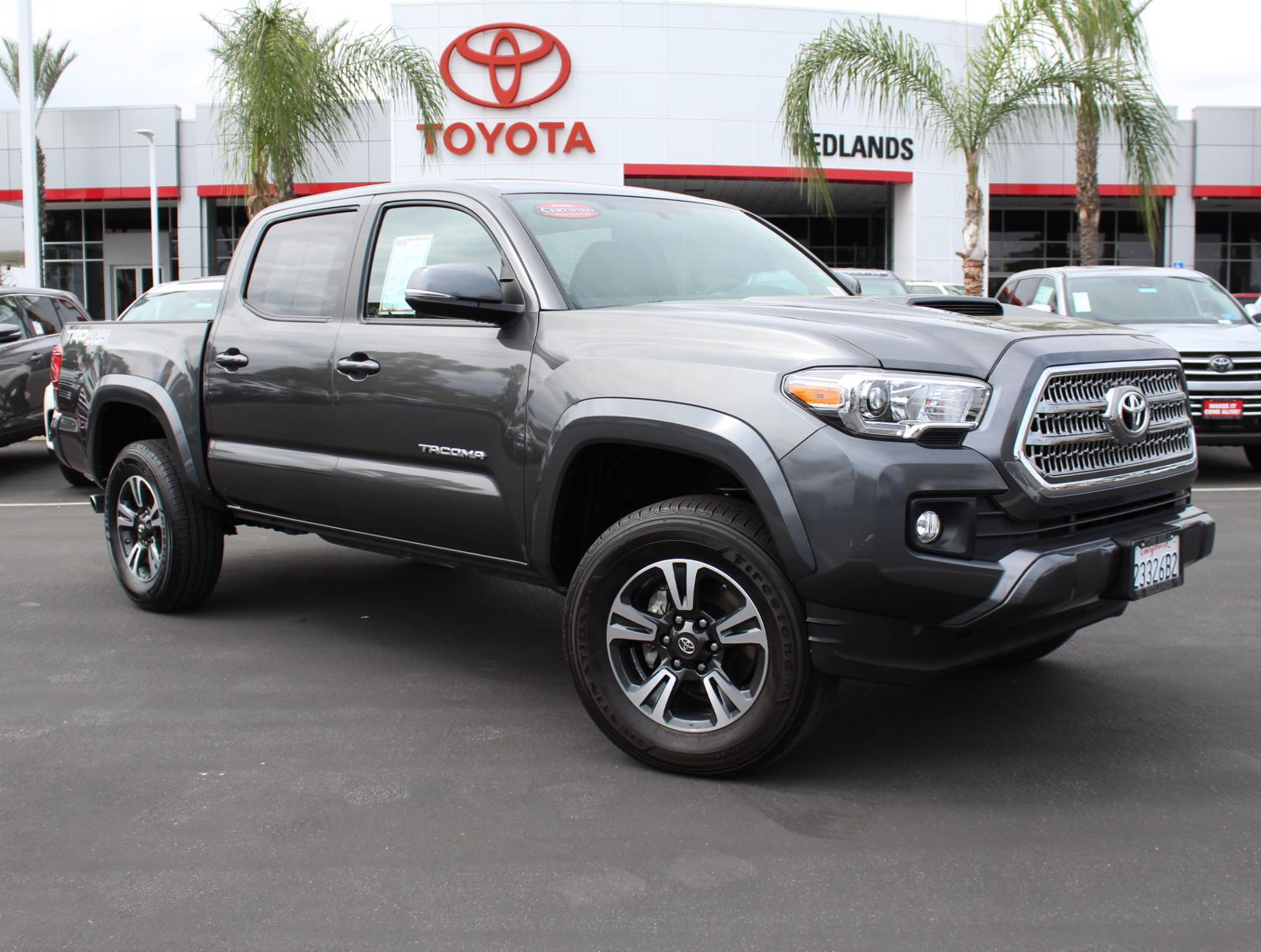 Certified Pre Owned 2016 Toyota Tacoma Trd Sport