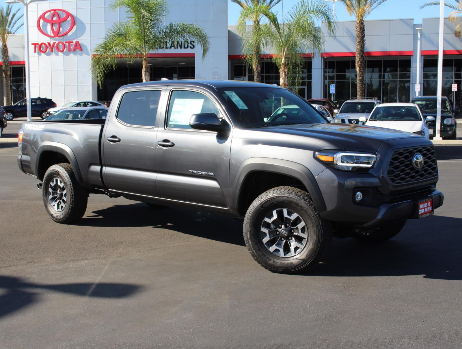 New 2020 Toyota Tacoma 4WD TRD Off Road