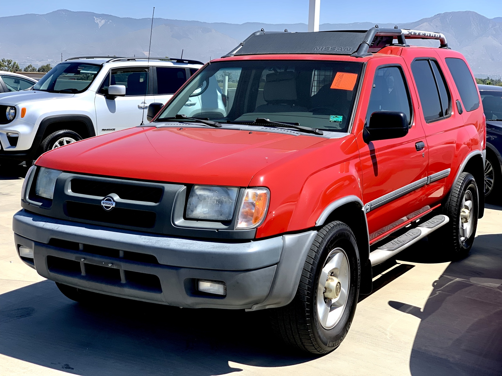Pre-Owned 2001 Nissan Xterra SE