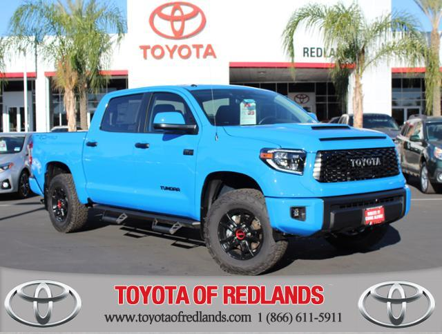 New 2019 Toyota Tundra 4wd Trd Pro Trd Pro Crewmax 5 5 Bed 5 7l In