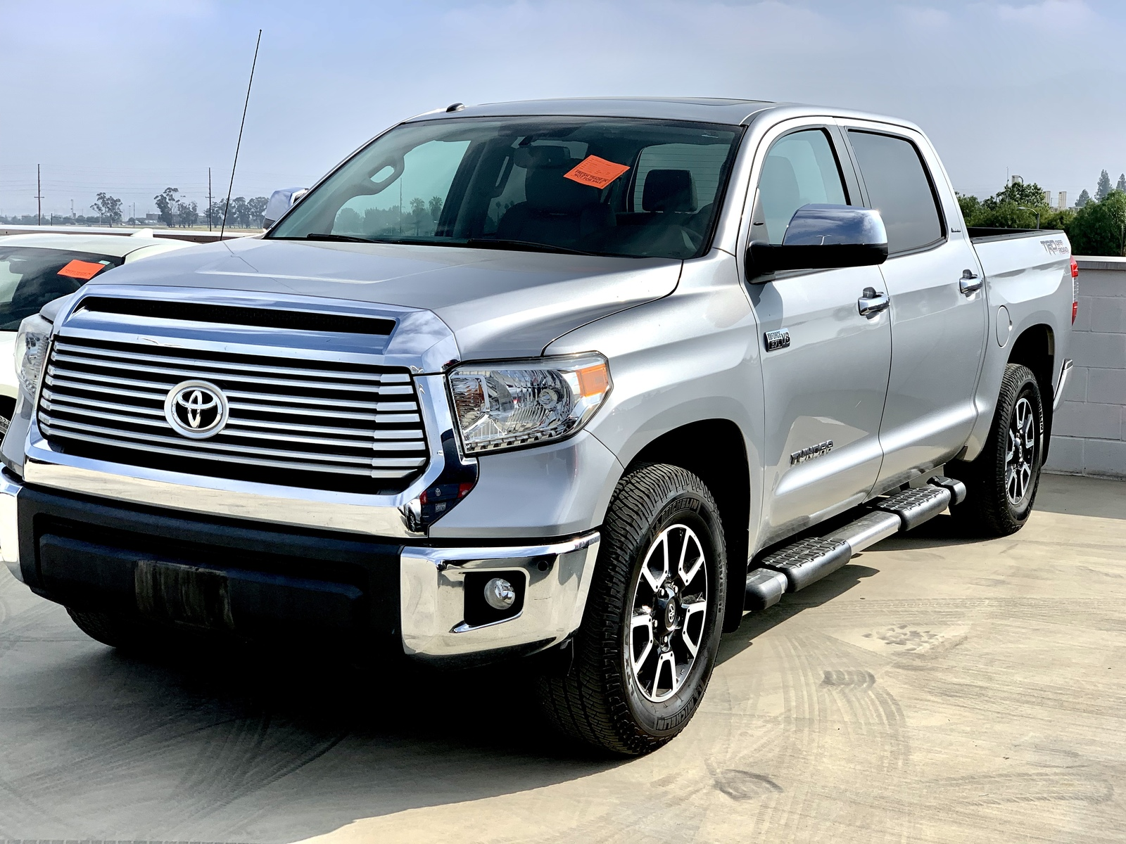 Certified Pre-Owned 2014 Toyota Tundra 2WD Truck LTD
