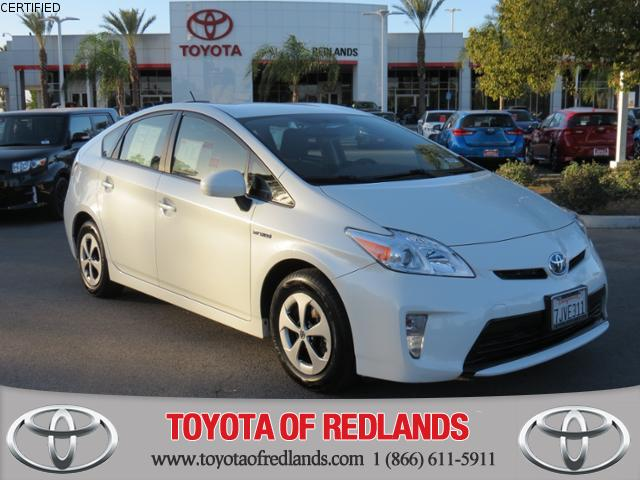 Certified Pre-Owned 2015 Toyota Prius STD FWD 4dr Car