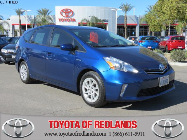 Pre-Owned 2012 Toyota Prius V Three FWD Station Wagon