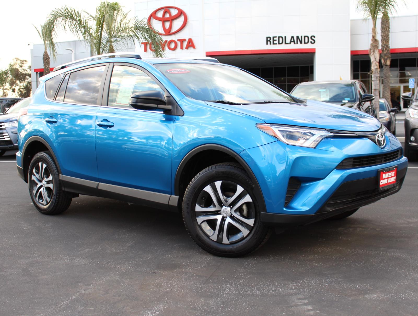 Certified Pre Owned 2016 Toyota Rav4 Le
