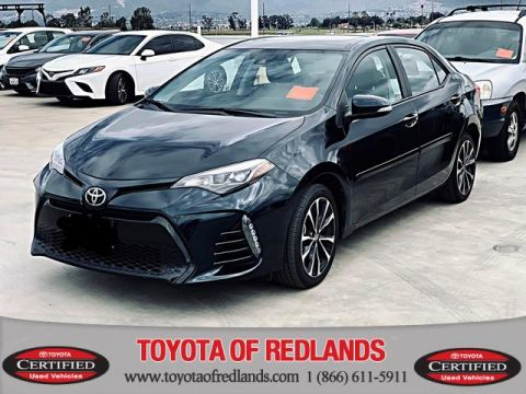Certified Pre-Owned 2019 Toyota Corolla XLE
