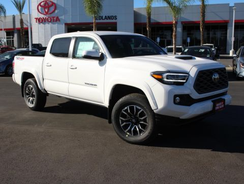 New 2020 Toyota Tacoma 4WD TRD Sport