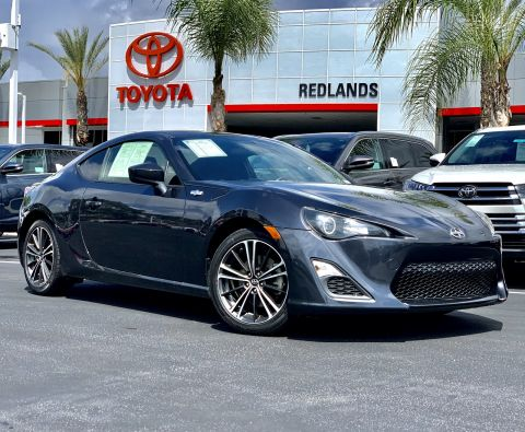 Pre-Owned 2013 Scion FR-S